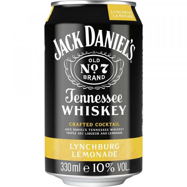 Lynchburg Lemonade 10%
