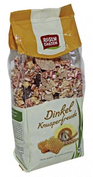 Bio Dinkel-Knusperfreude Müsli