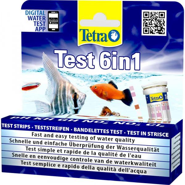 """Teichpflege """"Test 6in1"""""""