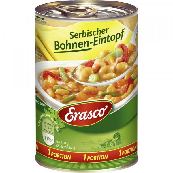 Serbischer Bohnen-Eintopf