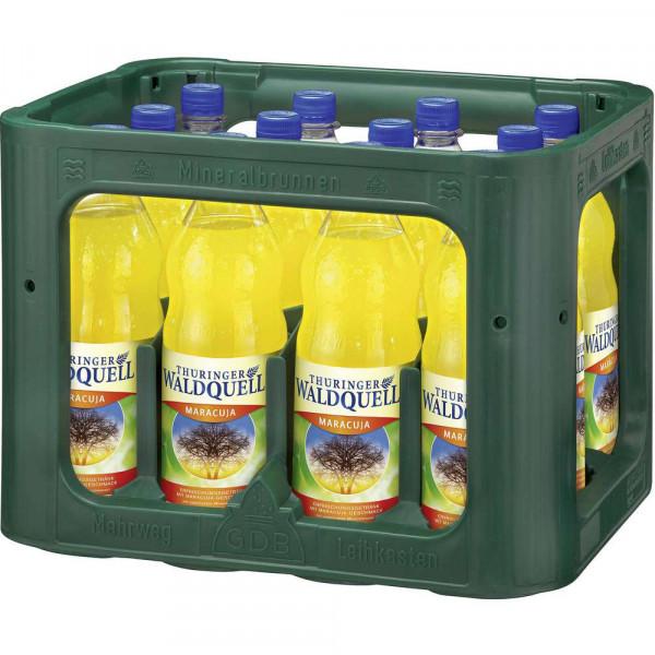 Maracuja Limonade (12 x 1 Liter)