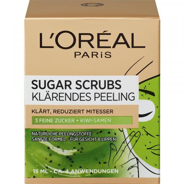Klärendes Peeling, Sugar Scrubs