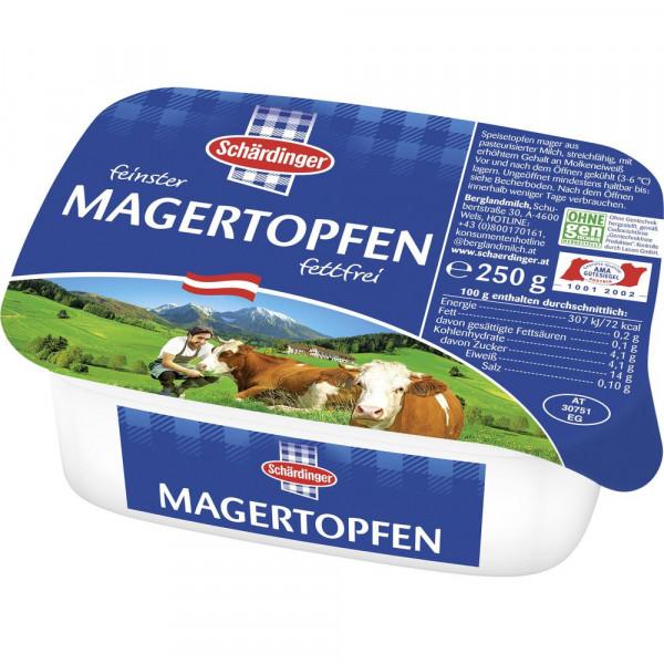 Magerquark, 0,2% Fett