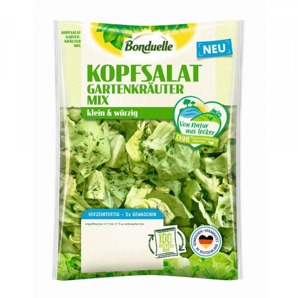 """Salat-Mix """"Kopfsalat Gartenkräuter-Mix"""""""