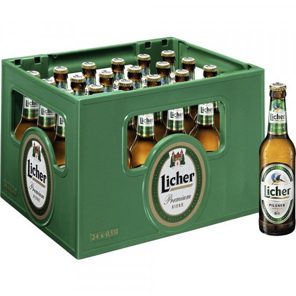 Pilsener Bier 4,9% (24 x 0.33 Liter)