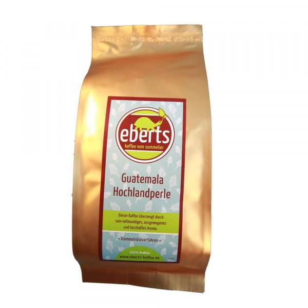 Kaffee Guatemala-Hochlandperle