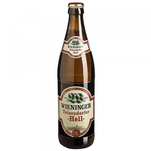 Teisendorfer Hell Bier 5% (20 x 0.5 Liter)