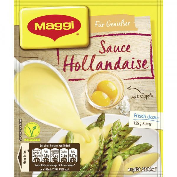 Genießer Sauce, Hollandaise