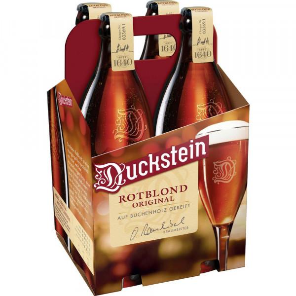 Rotblondes Bier 4,9%(4 x 0.5 Liter)