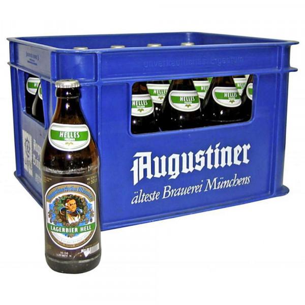 Lagerbier, hell 5,2% (20 x 0.5 Liter)