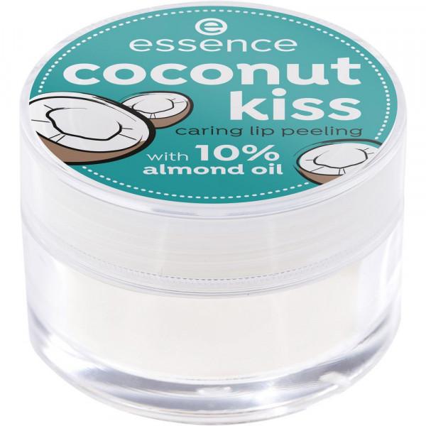 Lippenpflege Coconut Kiss Caring Lip Peeling, Coconut Beauty 01
