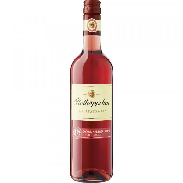 Dornfelder Rosé halbtrocken Pfalz DQW