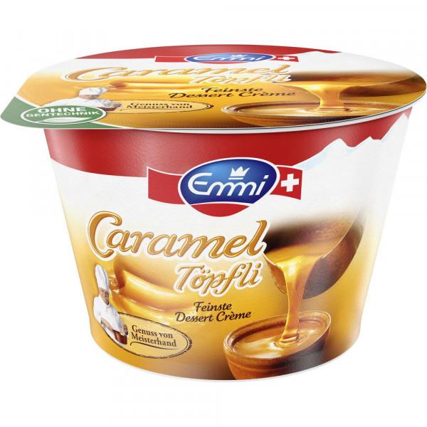 """Dessertcreme """"Töpfli"""", Caramel"""