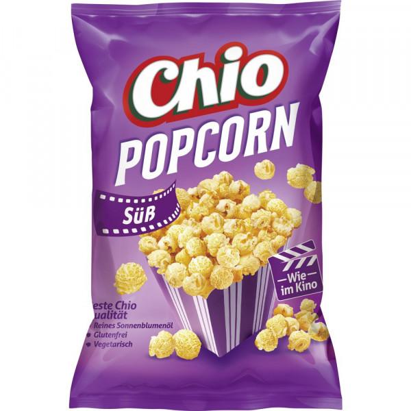 Ready Made Popcorn, Süß