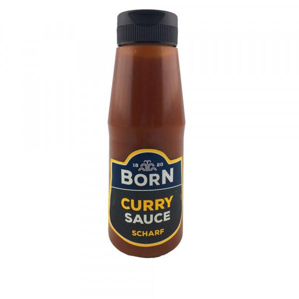 Curry Sauce, scharf