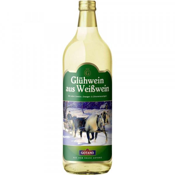 Weißer Glühwein 9,1%