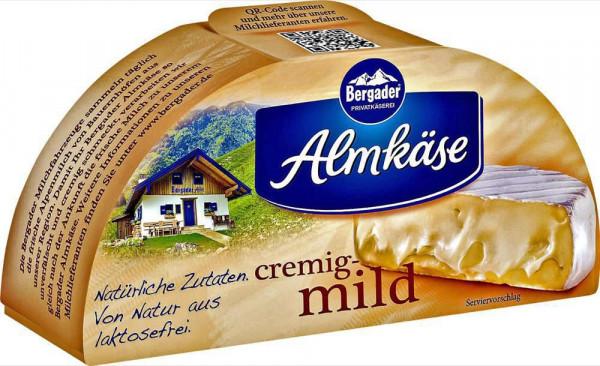 Almkäse, cremig-mild