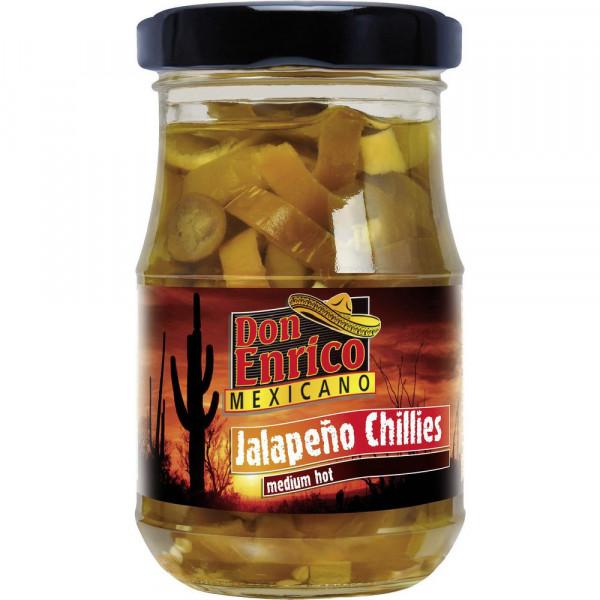 Jalapeno Chillies, medium hot