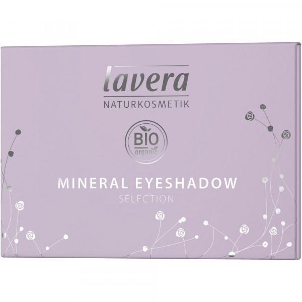 Lidschatten Mineral Eyeshadow Selection, Blooming Nude 01