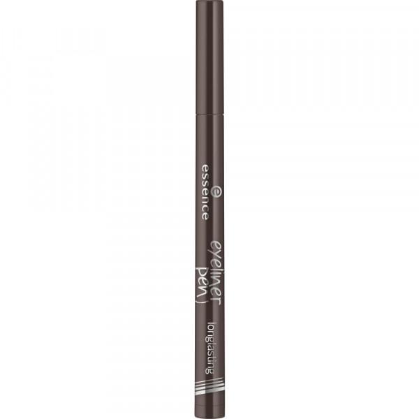 Eyeliner Pen Longlasting, Brown 03