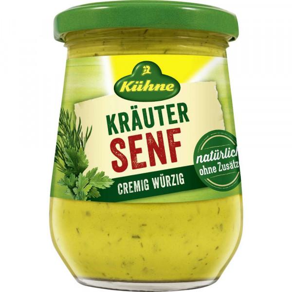 Senf, Kräuter