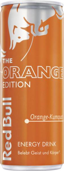 Energy Drink, Orange Edition - Orange-Kumquat