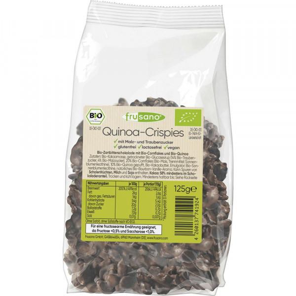 Bio Quinoa-Crispies