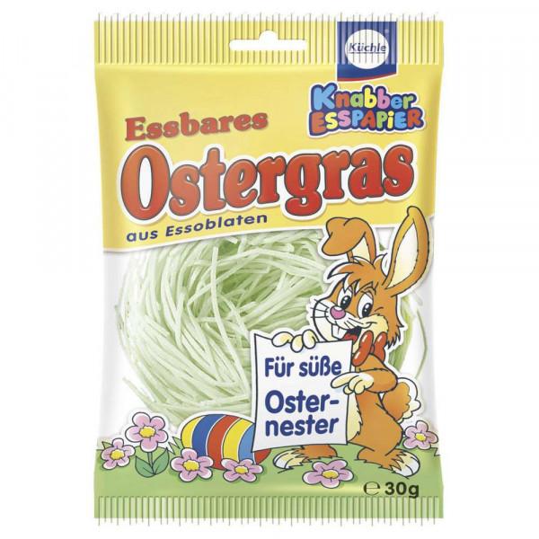 Essbares Ostergras