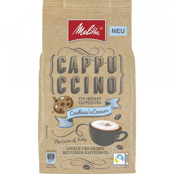 Cappuccino Cookies n´ Cream