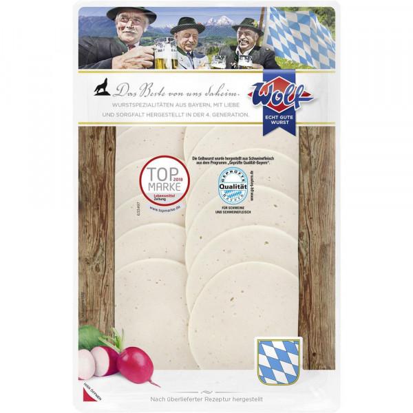 Bayerische Gelbwurst