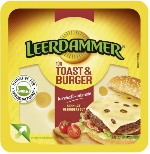 Toast- & Burger-Käse Herzhaft