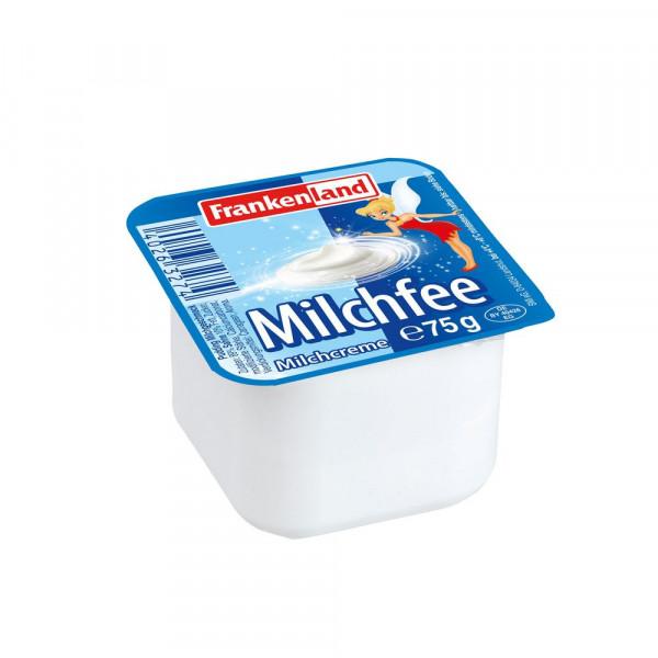 "Pudding ""Milchfee-Dessert"", Milchcreme"