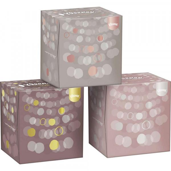 Kosmetiktücher Würfelbox, Ultra Soft
