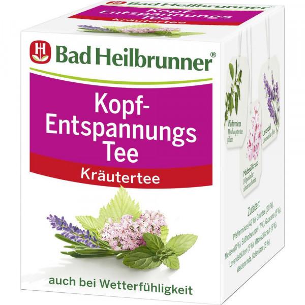 Kopfentspannungs Tee