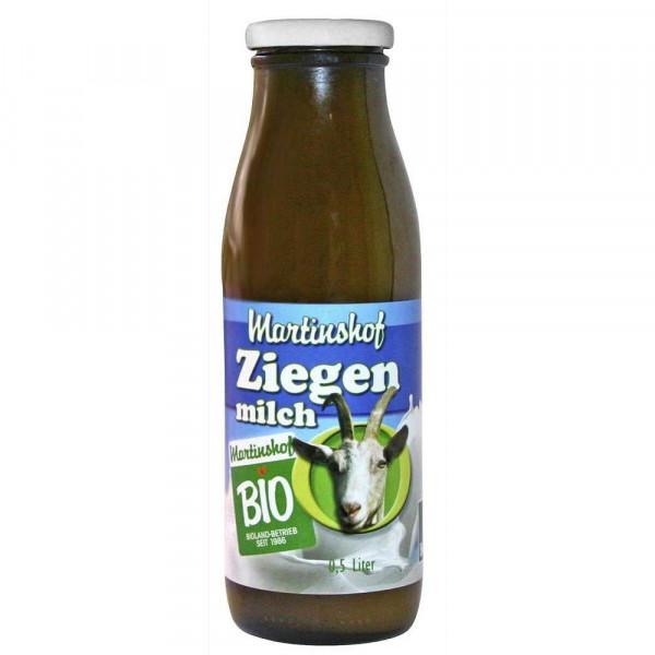 Bio Ziegenmilch