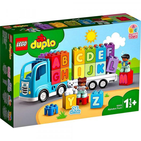 LEGO 10915 Mein erster ABC-Lastwagen