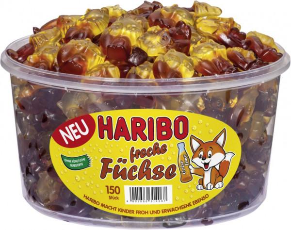 """Fruchtgummi """"Freche Füchse"""""""