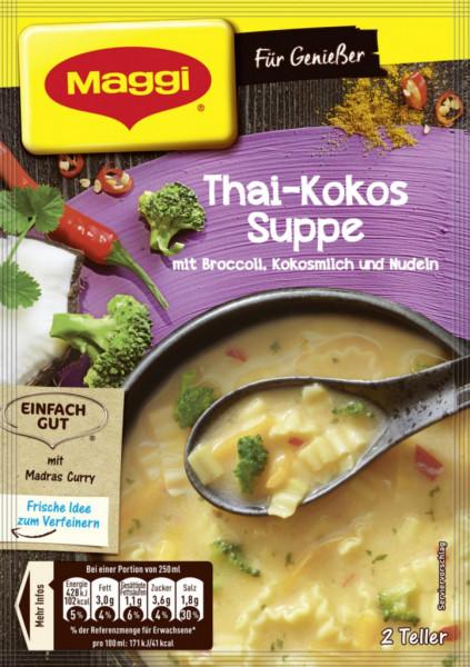 Genießer Suppe, Thai Kokos