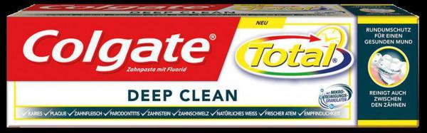 Zahncreme, Total Deep Clean