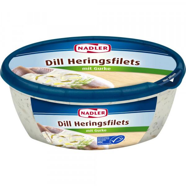 Sahnehering, Dill