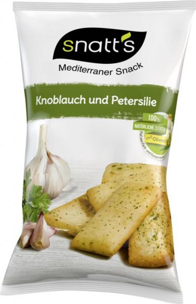Mediterraner Brotsnack, Knoblauch & Petersilie (1 x 120 Gramm)