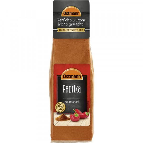 Paprika, scharf