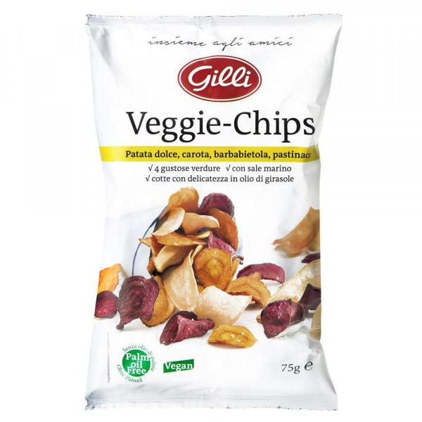 "Gemüsechips ""Veggie-Chips"""