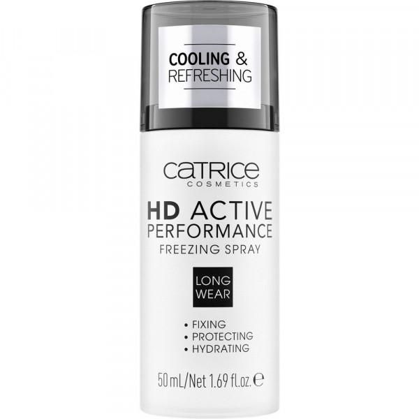 Fixierspray HD Active Performance Freezing Spray, transparent