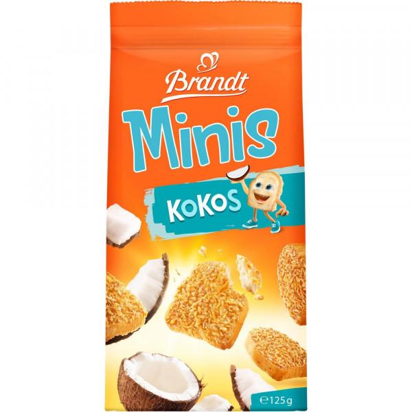 Mini-Zwieback, Kokos