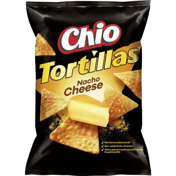 Tortillas-Chips, Nacho Cheese