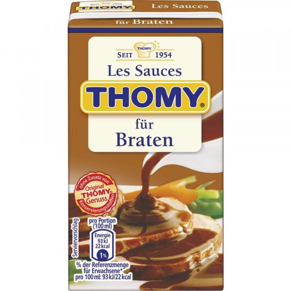 Les Sauces für Braten, légère