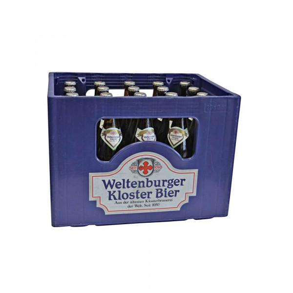 Hefe-Weißbier hell, 5,4% (20 x 0.5 Liter)
