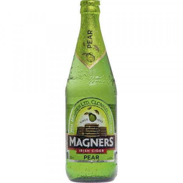 Irischer Birnen-Cider 4,5%