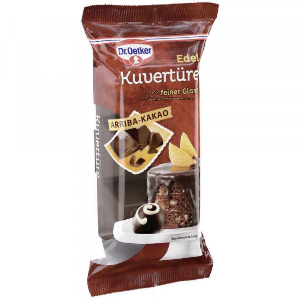 Edel Kuvertüre, Arriba-Kakao